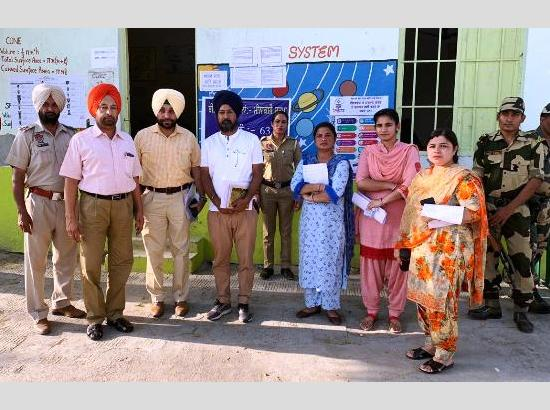 No polling at four booths in Ferozepur