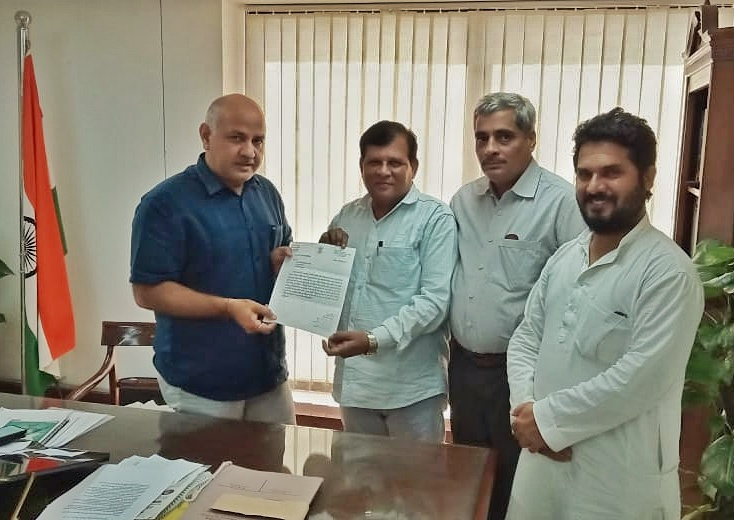 Representation to name road/square after late Ankit Saxena submitted to Dy CM