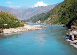 Periodic silt flushing of Dulhasti HEP water reservoir on July 21
