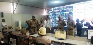 E-EYES KEEPING STRICT VIGIL OVER EVERY ACTIVITY IN THE HOLY DURING FUNCTIONS TO MARK 550THPARKASH PURB OF SRI GURU NANAK DEV JI