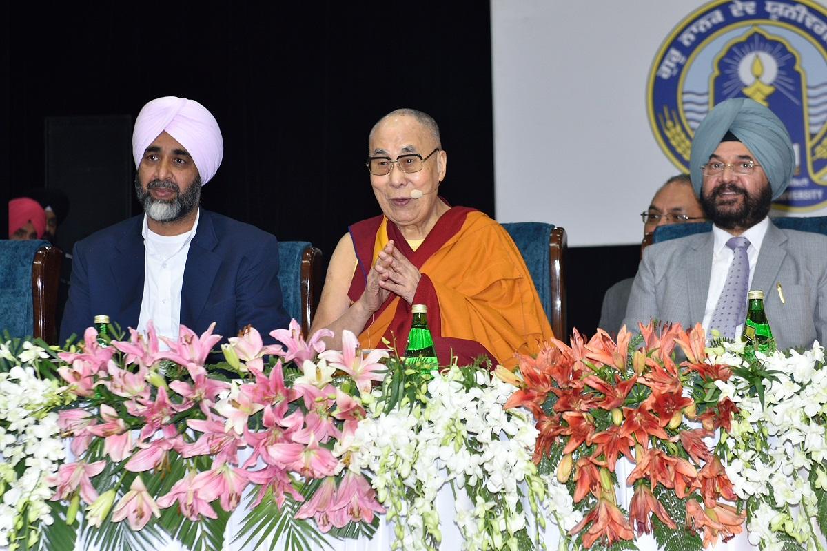 Guru Nanak Dev University hosts  to commemorate 550thPrakashPurab of Sri Guru Nanak DevJi