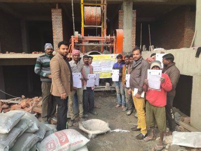 Labour departmentorganizes awareness camp