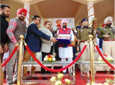 Guruharshai creates history by hosting International Kabaddi Tournament