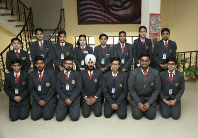 Innocentitesof Innocent Hearts outshined in Punjab School District Table Tennis Tournament, 12 students got selected for State