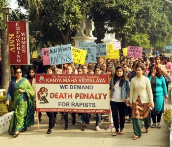 KVM Organizes Peace Rally to Demand Fast & Severe Penalty for Rapists