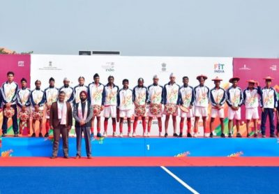 Chandigarh and Haryana bag gold medals in U-17 Hockey