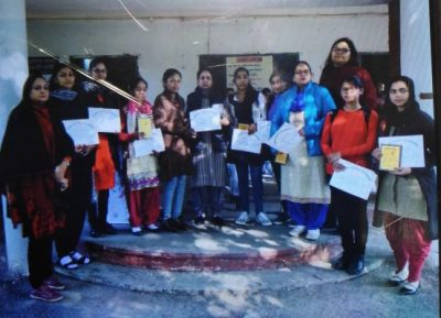 Lyallpur Khalsa College for Women ( LKCW) students excel at  Doaba Youth Festival