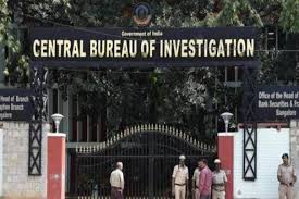 CBI registers case against a Pvt. Company's Directors casing loss RS.819.48 Cr