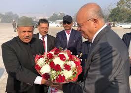 Chief Justice Ravi Shanker Jha unfurls nationakl flag at High Court permises