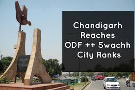 Do you think Chandigarh is open defecation free (ODF) ?