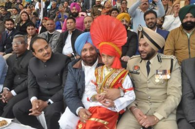 Randhawa  gives  clarion call  to  join hands for saving 'FASAL and NASAL' in Punjab