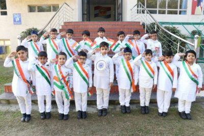 Innocent Hearts Celebrates Republic Day