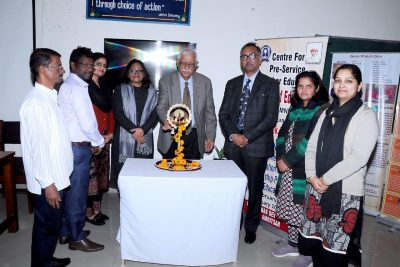 One Week Workshop on Development of Assessment tools and Evaluation Strategies concludes