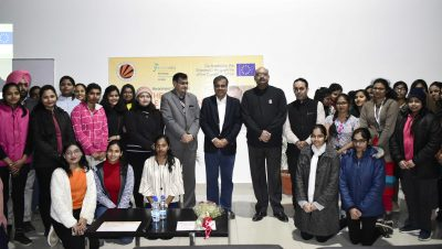 LPU organize Women Entrepreneurship Seminar under European Union Project