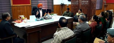 DC directs deptts ensure coverasge of 1-19 yrs old Children and Youth under on National deworming day drive on Feb 10