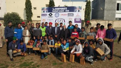 DC advocates promoting Sports among youths
