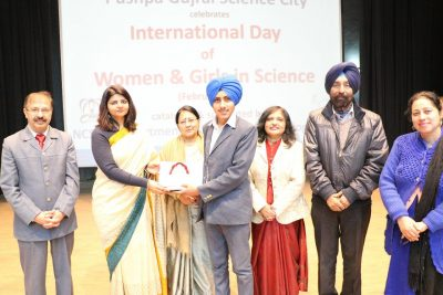Gender Equality in Science: Need of the Hour –Deepti Uppal