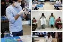 डीसीएम ग्रुप द्वारा अटल टिंकरिंग लैब के विद्यार्थी व अध्यापक कर रहे वैंटीलेटर बनाने पर रिसर्च-