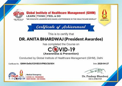 Six Sigma Healthcare launches India First Free Online Course on COVID-19