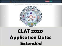 Last date to apply for CLAT 2020 extended to July 1