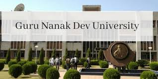 Guru Nanak Dev University announced revised schedule for May/June 2020 examination forms