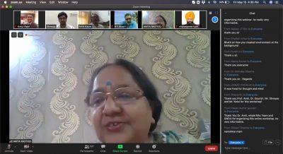 GNDU organize online workshop