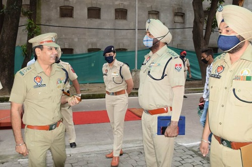 Sand,Drugs Mafia be dealt with firm hand mainmtaining Law and Order:Navjot Mahal