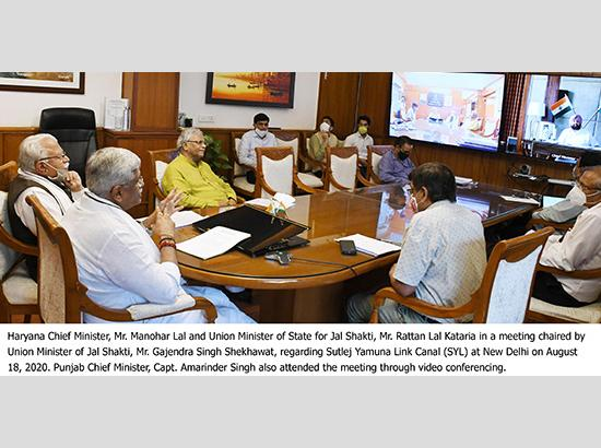 Manohar Lal says SYL and water availability are different issues
