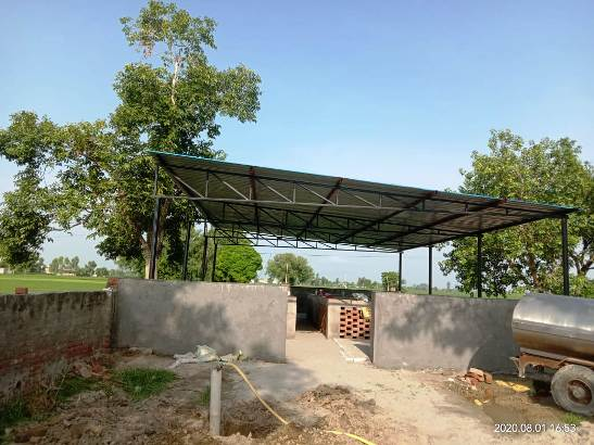 Rural Development and Panchayat starts Solid State management at village level