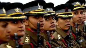 GRANT OF PERMANENT COMMISSION TO WOMEN OFFICERS IN INDIAN ARMY