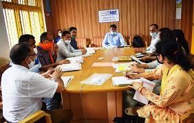 हमीरपुर जिला में सार्वजनिक वितरण प्रणाली के अंतर्गत वितरत की 75 करोड़ रुपए की वस्तुएं- जितेंद्र सांजटा,