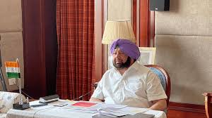 Punjab CM Orders Night Curfue from In Ludhiana,Jalandhar and Patiala