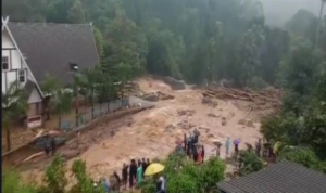 Landslide kills 15 in Kerala, more than 50 feared trapped