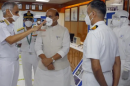 Raksha Mantri asks Naval Commanders to deliberate on key focus areas