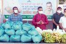 Sanjai Baru  BJP Urban Local Bodies MCJ celebrate Modi's birthday