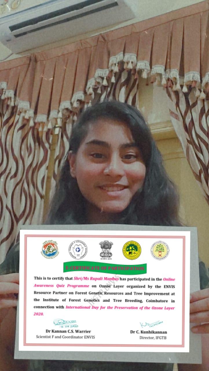 KMVitesProcure Certificate of Participation