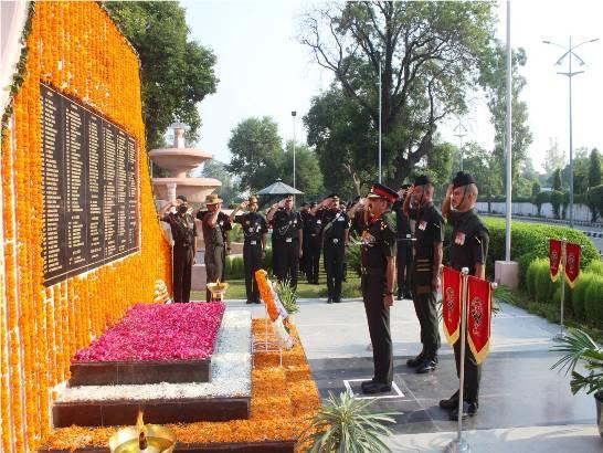 Golden Arrow Division celebrates 55th anniversary of Barki Day