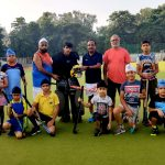 Surjit Hockey Society provided Goal Keeping to needy player