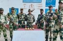 BSF seizes 2 Kg heroin substance from Abhor Sector