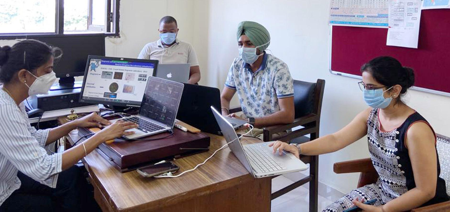 Vet Varsityorganizes International web-symposium on 'World Rabies Day'