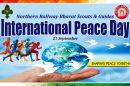 Railways organize 'Run for Peace' on International Peace Day
