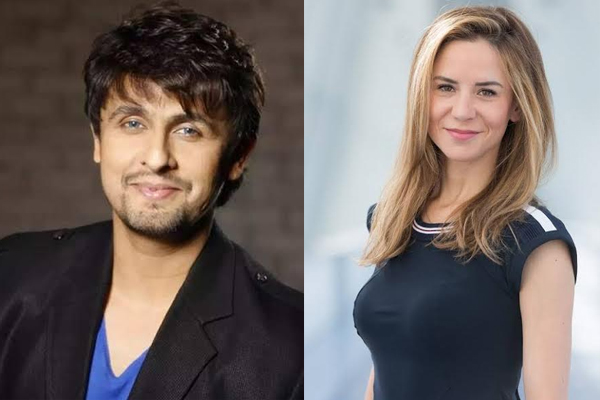 Sonu Nigam collaborates with actress / singer Natalia Lesz on the majestic 'Fire In The Sky'