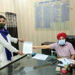 आजाद समाज पार्टी पंजाब और भीम आर्मी ने किसानी मांगों के समर्थन में राष्ट्रपति के नाम पर मांग पत्र सौंपा