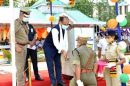 CM presides over Passing Out Parade of Probationer DSP's and SI's