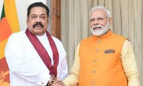 Virtual Bilateral Summit between India and Sri Lanka