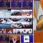 नरेंद्र मोदी नेअपनी तरह की पहले गंगा नदी संग्रहालय 'गंगा अवलोकन' का उद्घाटन