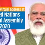 PM's address at the 75th United Nations General Assembly (UNGA) session 2020