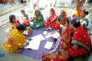 Self Help Groups being geared up to combat Village Poverty