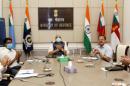 Raksha Mantri launches Aero India 21 website; Space Booking Opens for Asia's Largest Aeroshow