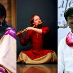 A soulful evening' by musical maestros Shaswati Mandal, Nash Naubert & Jayateerth Mevundi